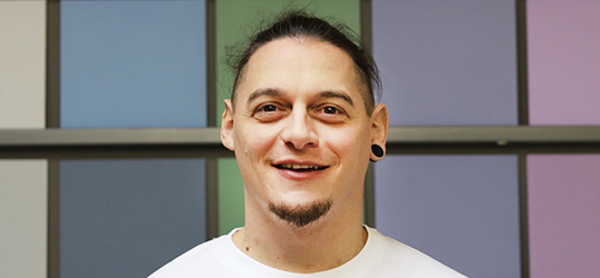 Serafino Giovinazzo –Kundenmaler Hannes Nussbaumer Malergeschäft AG